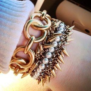 :: Stella & Dot  Jackie Link Bracelet